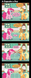 A Cupcake a Day by TheJourneysEnd