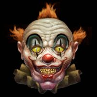 Clown Fiend by BlackHawk45LC