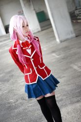 Guilty Crown - Inori by Xeno-Photography