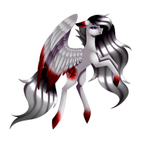 [CP] Thundercloud + Speedpaint by Asembr-A