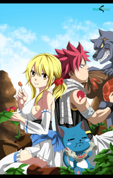 Fairy Tail - Special #8 by lWorldChiefl