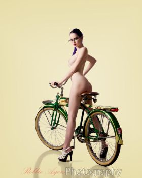 Retro Bike by MordsithCara