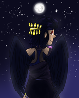 Angel of the Night (gift) by Angelstar7