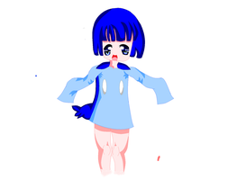 piplup gijinka ms paint by yumethenekomata