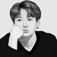 Jungkook by drawnatdawn