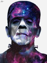 Frankenstein's Monster - Everybody But Me by NickyBarkla