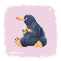 The Niffler by MargheritaCresti