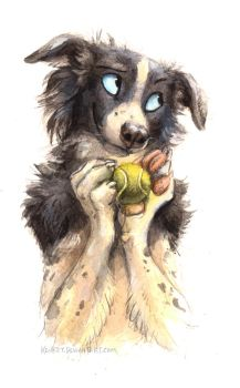 Ball by kenket