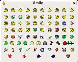 Simple Graphical Emoticons by Hai-Etlik