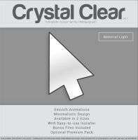 Crystal Clear v4.1 | Material Light by BlooGuy