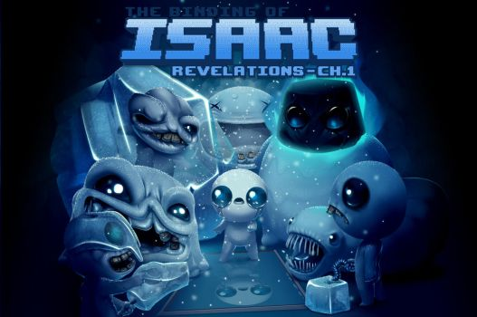 The Binding Of Isaac - Revelations by Kharnage