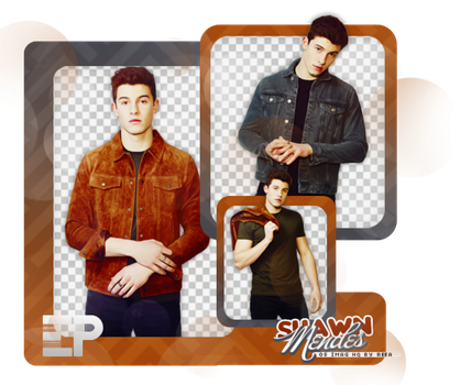 PACK PNG 350 // SHAWN MENDES by ELISION-PNGS