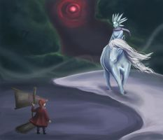 The Lady of the Cold by madalice