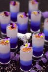 Lavender Mousse  Shooters by theresahelmer