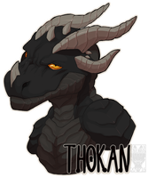 Thokan Badge by Velkss