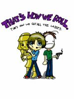 That's How We Roll... by YoshiraArua8