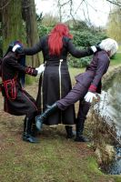 Cross Marian - Damn Kids! (D.Gray-man) by Feuerregen