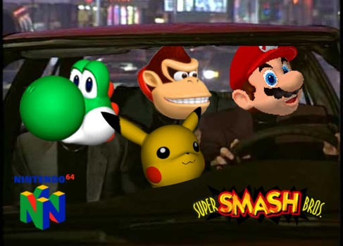 Smash 64: What Is Love? (Circa 2007) by KingBilly97