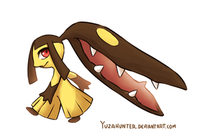 Mawile by YuzaHunter