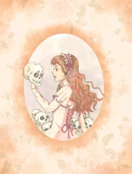 I want your Skull by Voodoo--Dolly