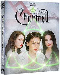 Charmed Blu-ray Cover Season 7 by ShiningAllure