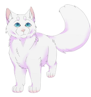 Cloudtail by th1stlew1ng