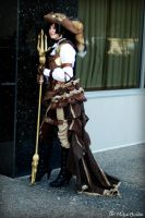 Steampunk: Pretty Monster by ShadewithoutSun
