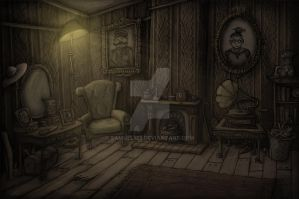 old womans room by samuel123