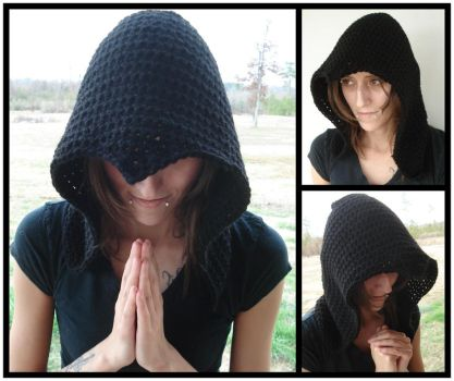 Assassin's Creed Hood Attachment - Black by RebelATS
