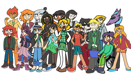 The (cooler) AR2 Cast Drawing by erythsea