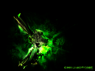 Chromosome C4D-Wallpaper by cryps5