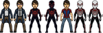 Miguel O'Hara is Spider-Man 2099 by SpiderTrekfan616