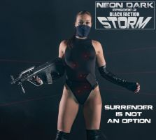 BLACK FACTION STORM REQUIRES A 3RD SHOOT by Blacklaceinc