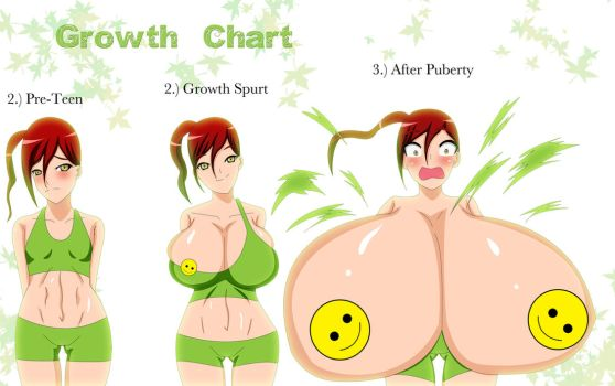 Growth Chart by ozone495