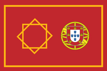 The Grand War: Flag of Hispania by ArthurDrakoni