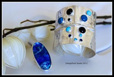 Gemstone Blues by angelfunkstudio