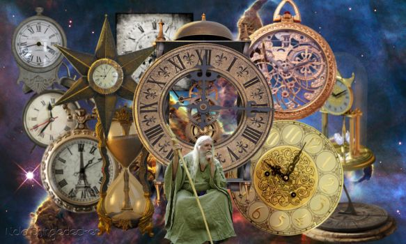 Father Time by Nolamom3507