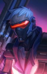 Soldier 76 by capprotti