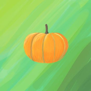 Pumpkin by woubuc