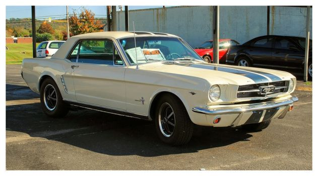 A 1965 Ford Mustang by TheMan268