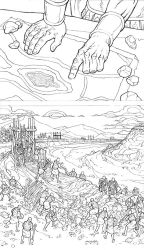 Caesar and the Battle of Alesia Page 04 by JerMohler