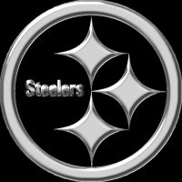 Steelers Logo Chromed by HowlingWolf79