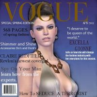 Excella Gionne VOGUE Cover by Jill---Valentine