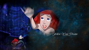 The Little Mermaid - Follow Your Dreams by Dreamvisions86