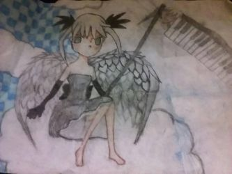 maka the angel by notsuchanepicperson