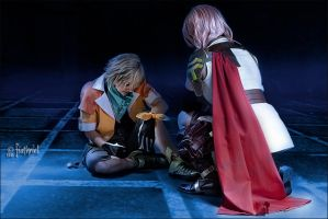 FFXIII - It's all his fault by fiathriel