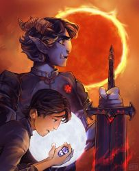 (TROLLHUNTERS SPOILERS) BECOME! by WhatItMeansToBeHuman
