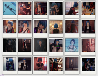 Mod-LIS-Chloe cosplay, all episodes by CraftedLightning