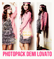 Photopack Demi Lovato #10 by PhotopacksResources