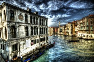 Venice from my point of view by haimohayon